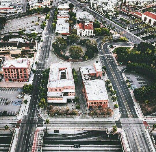 Placita Olvera in Los Angeles, CA
