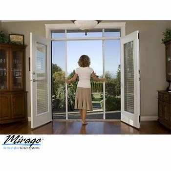 Mirage® Retractable Screens