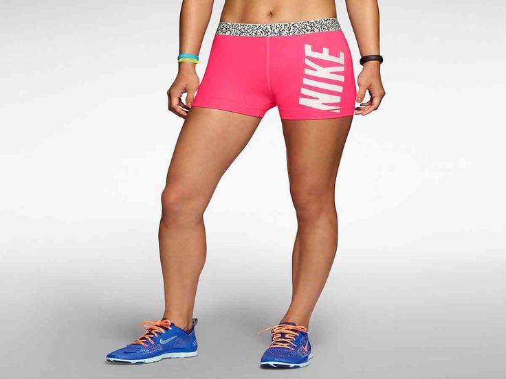 Nike Pro Shorts Cheer
