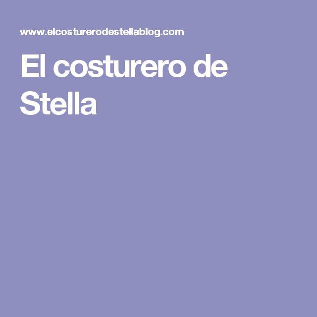 El costurero de Stella