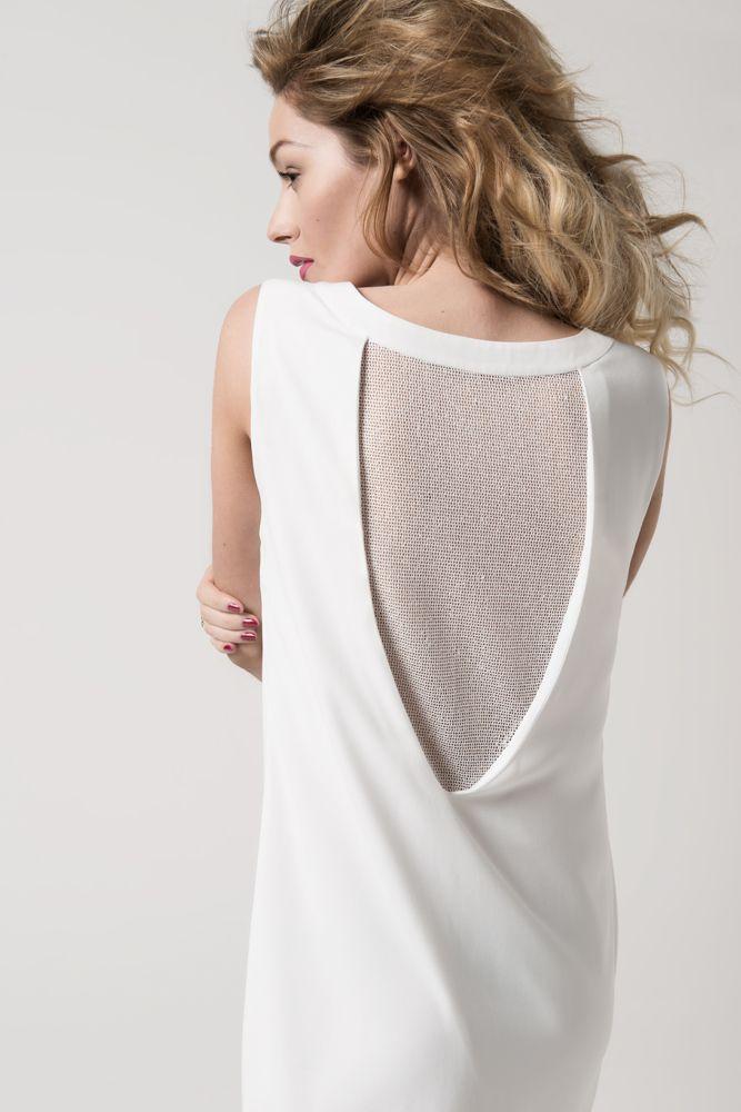 17 meilleures id es propos de robe d 39 t blanche sur. Black Bedroom Furniture Sets. Home Design Ideas
