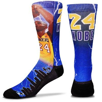 Kobe Socks.