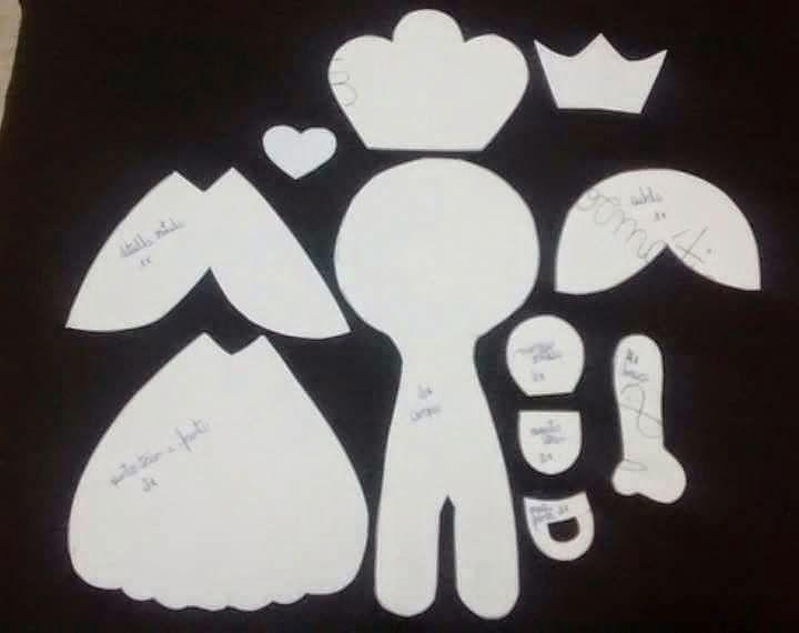 Eu Amo Artesanato: Boneca Alice no País das Maravilhas