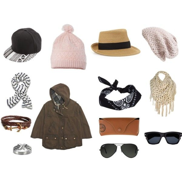 """Natural Personality Style (Accessories)"" by silhouetteimage on Polyvore"