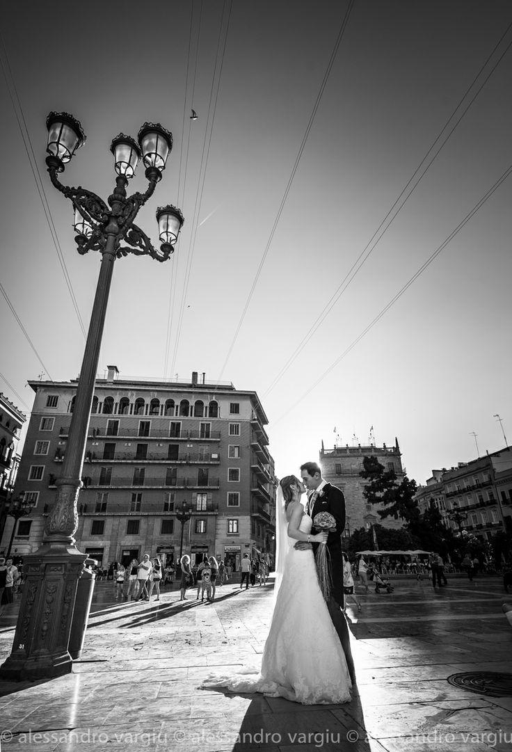 Wedding in Valencia, Spain Matrimonio a Valencia, Andrea & Beatriz http://www.alessandrovargiu.com