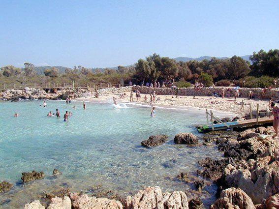 4.Day, Cleopatra Island, Karacasogut, private boat rental, www.barbarosyachting.com