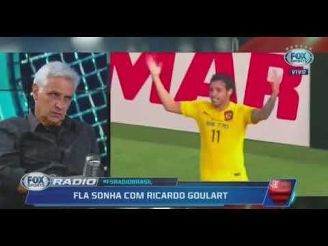 Flamengo sonha com Ricardo Goulart e Palmeiras com Gabigol DEBATE 21 11 ...