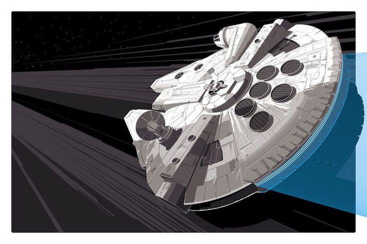 Cool Sci-Fi, Fantasy and Action Movie Art by Craig Drake — GeekTyrant
