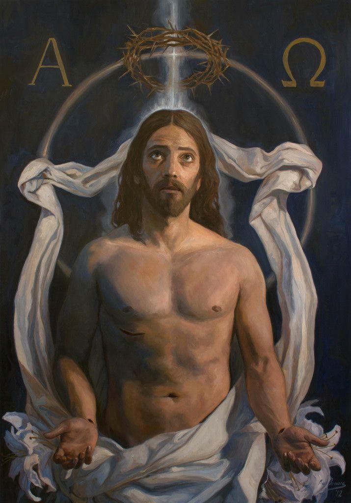 Christ Resurrected, Raul Berzosa