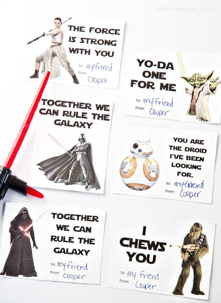 15  FREE Printable Disney Valentines