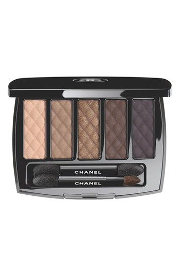 Nuit Infinie De Chanel eye shadow collection. Want!