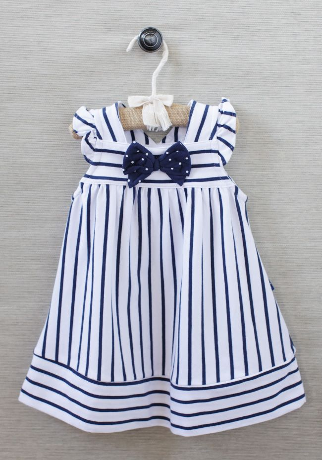 vestido cecilia listras