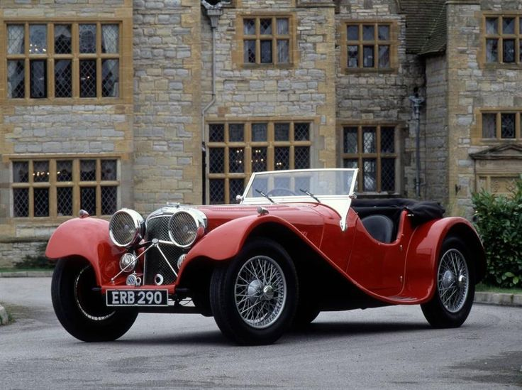 ** The SS100 was one of the most sought after roadsters in the world, and its nickname is the namesake of the Jaguar company