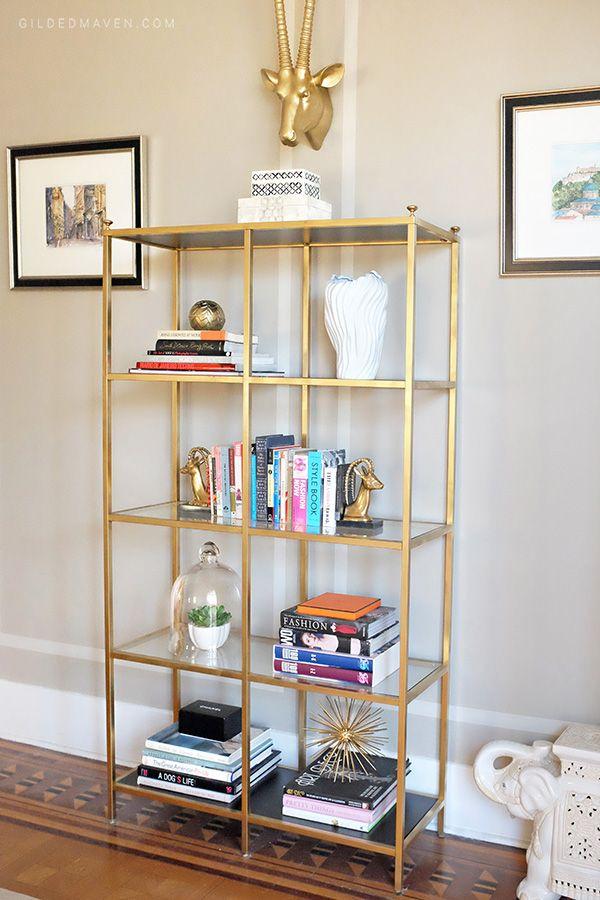 Votre meuble est trop basique et vous souhaitez lui donner un effet chic et luxe?La solution? Les bombes de peinture!Explications...