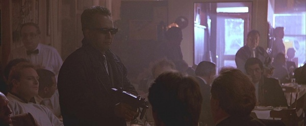 Black Rain - Riddley Scott post BladeRunner, delving deeper into low-con fearless exposure.  Total trust in the latitude of the film stock.