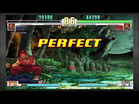 Street Fighter III 3rd Strike: Online Matches #20 (PS3) (1080p 60fps) - YouTube
