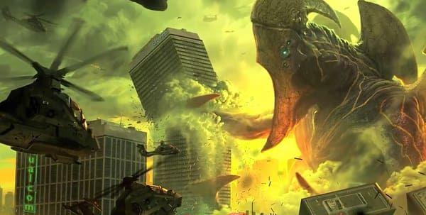 See Terrifying Unused Kaiju In Pacific Rim Concept Art | moviepilot.com