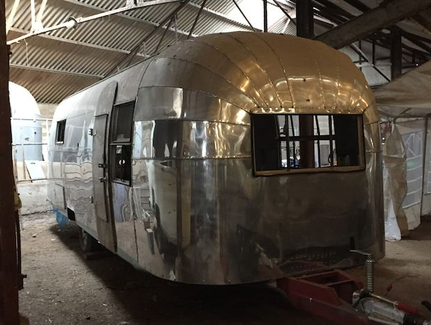 UK Airstreams For Sale - Vintage Airstreams - Airstream Caravans to Rent and For Sale