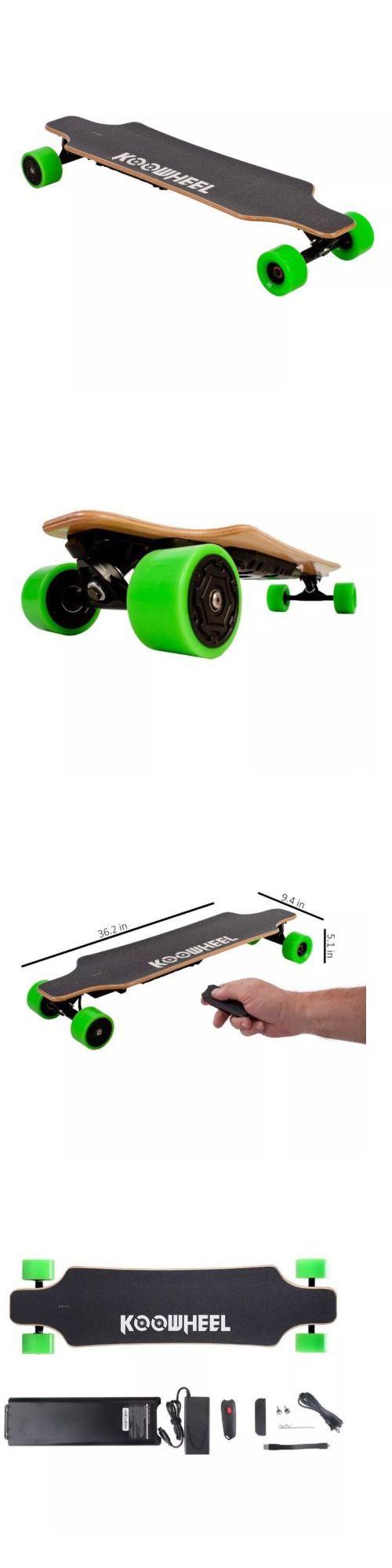 Skateboards-Complete 16264: Koowheel Electric Skateboard Dual Motor Boosted Board Wireless Remote Control -> BUY IT NOW ONLY: $539.99 on eBay!