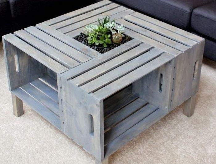 Tolle Ideen und Bilder zum Thema Palettenmöbel Terrasse!