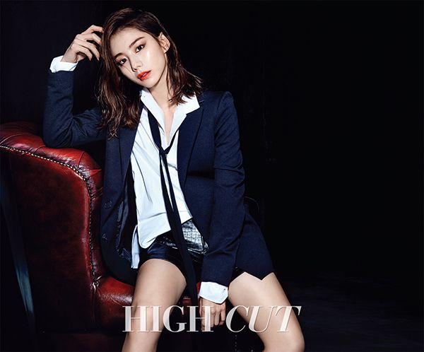 Park Soo Jin - High Cut Magazine Vol.168