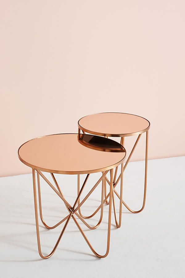 Slide View: 4: Derrington Slim Side Table