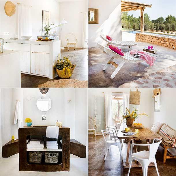 Met het zonnige weer van de afgelopen tijd nemen de vakantiekriebels hier alleen maar toe. Gelukkig zijn er genoeg mooie huizen waar we ons aan kunnen vergapen tot het echt vakantie is. Wat dacht je bijvoorbeeld van dit vakantiehuis in het Spaanse Formentera?