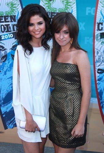 Christina Grimmie and Selena Gomez