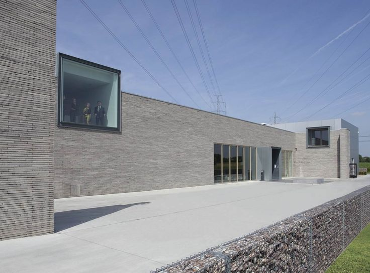 Terca Wasserstrich Special Grijs  Architectenbureau Janssens G.C.V.,  Jo Janssens, Anzegem
