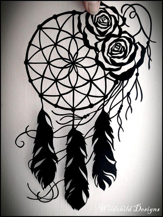 dreamcatcher tattoo template - 481 best dream catchers images on pinterest dream