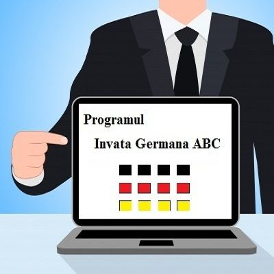 Program de invatare a limbii germane cu suport audio | Invata Germana ABC
