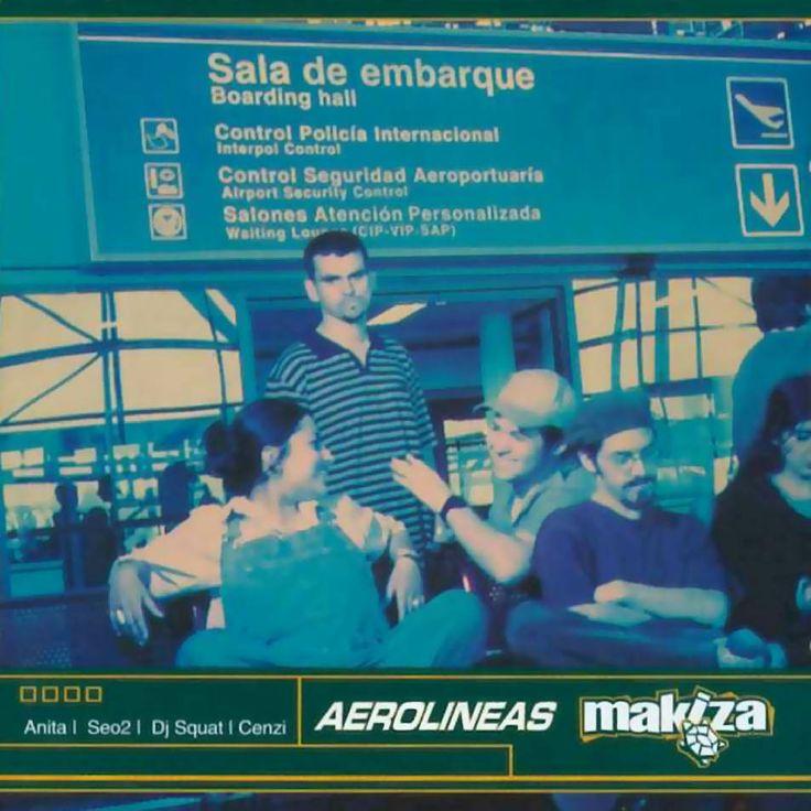 """""""Aerolíneas"""" de Makiza."""
