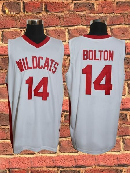 7f2f1729d Troy Bolton Wildcats Basketball Jersey Go Wildcats! PRODUCT FEATURES -  unique design - 100% polyester mesh - high quality colors and graphic…