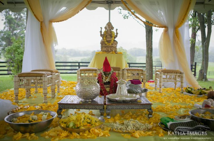 A South Indian Farm Wedding in Virginia » Indian Wedding Photography by Katha Images | Wedding Photographer serving Delhi, Mumbai, Jaipur, K...