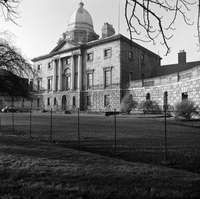King's Hospital (alias Blue Coat School) Blackhall Place, Dublin 1960/1970's