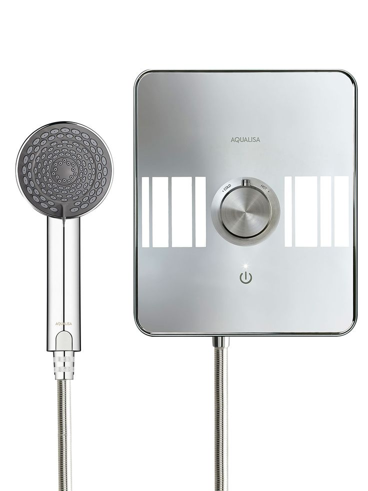 Aqualisa Lumi | Electric Showers | Aqualisa