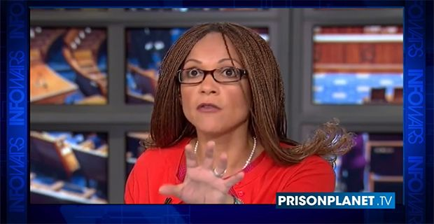 """MELISSA HARRIS PERRY IS A CANCER ON FREEDOM Calling someone a """"hard worker"""" not incentive according to authoritarian left"""