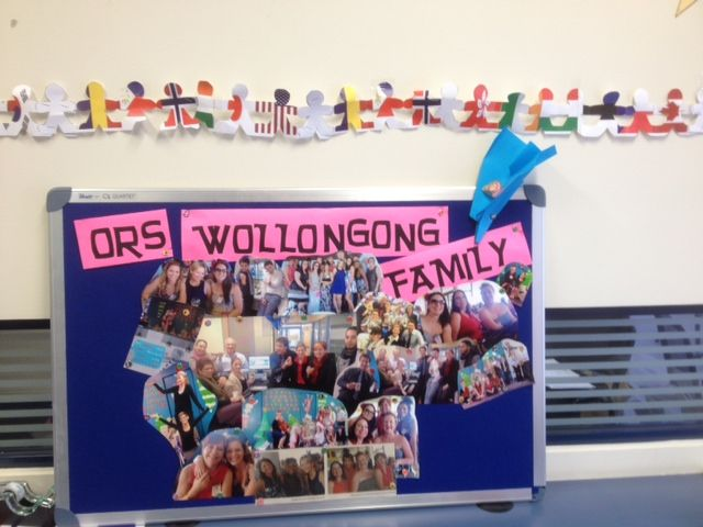 Wollongong Harmony Day Activity 2014