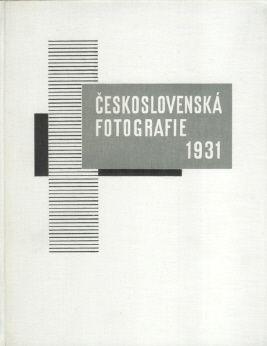 Internet Antiquarian Bookshop 108 BUDDHAS -- Gallery -- Czech photo avantgarde -- Československá fotografie 1931