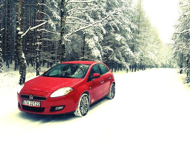 Bravo zimy się nie boi! Świetną zimową fotkę podesłał Mikun, dzięki!