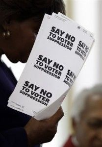 North Carolina Prepares To Suppress Black Voters, Now That The Voting Rights Act Lost Its Teeth