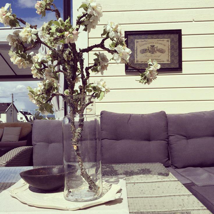Summertime decor Www.ellja.no