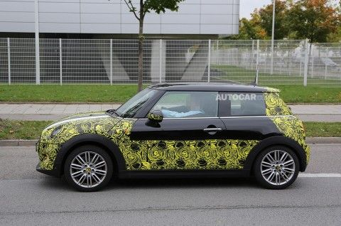 New 2014 Mini to get hybrid option