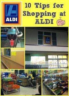 10 tips for shopping at ALDI! Our family only has a $50 per week grocery budget so stretching our food dollars is SO important. I love ALDI because I can always get the pantry staples and household necessities for great prices! What would you add for someone that hasn't ever shopped at an Aldi store before?