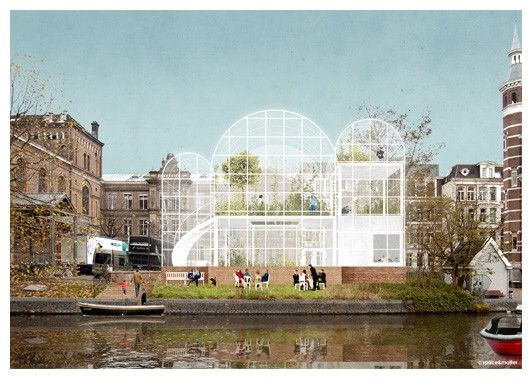 De RijkskasConcept development and sketch design : www.spaceandmatter.nl