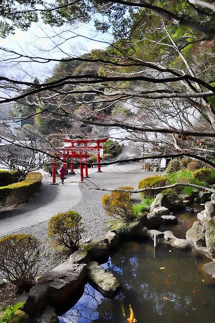 Beppu Japan via flickr