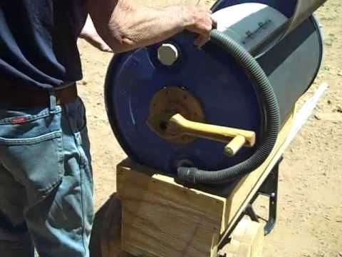 ▶ Off Grid DIY Washing Machine Viral Demo - YouTube