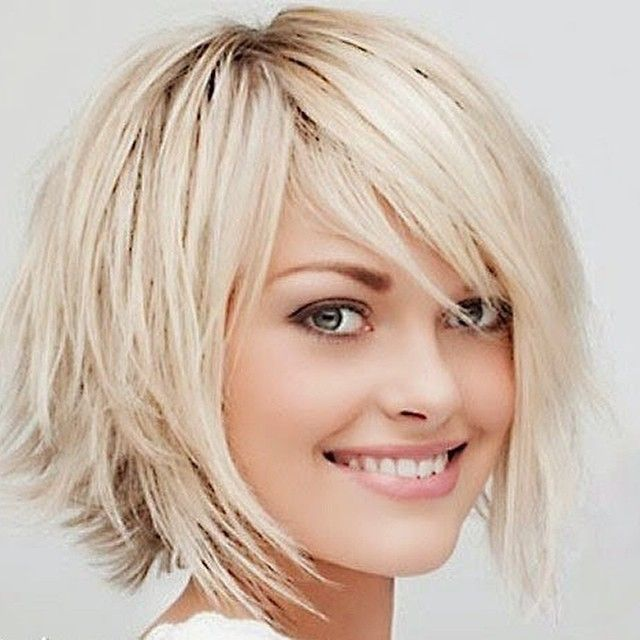 Latest Hairstyle  Hairstyles For Short Hair With Bangs And Layers