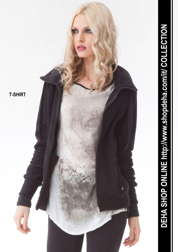 Per il vostro shopping online #SALDI #DEHA #tshirt http://www.shopdeha.com/it/ http://www.shopdeha.com/it/collection/128-t-shirt-m-l.html