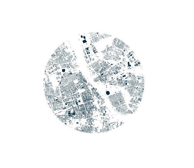 #minimal #warsaw #buildings #poster #lokalny